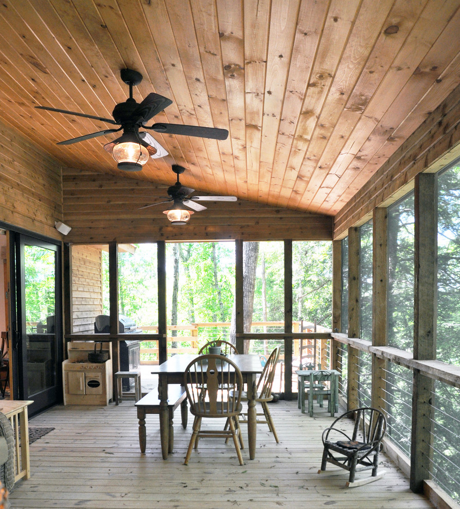 16 impressive tongue and groove porch