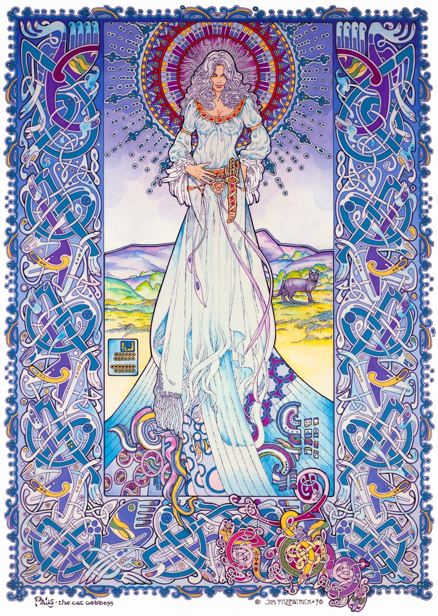 Celtic Goddesses Set 1 | Jim FitzPatrick