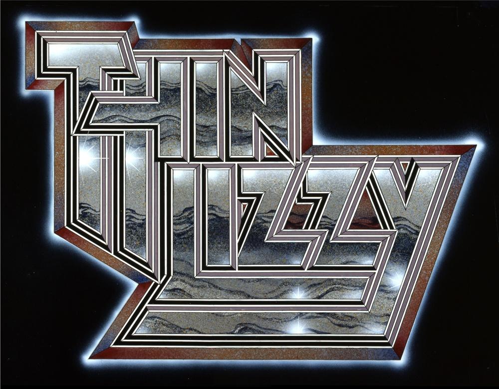 thin lizzy logo | jim fitzpatrick