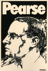 padraic pearse, Padraig Pearse, Irish Revolution, Irish, Irish Revolutionaries, Jim FitzPatrick, Ireland, Art