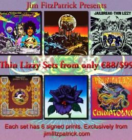 Jailbreak Album Cover FREE Print Download | Jim FitzPatrick