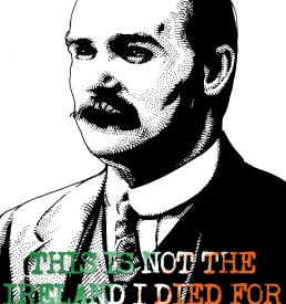 James Connolly Irish Revolutionary