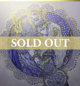 The Kiss Gold Sold Out