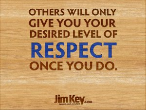 Want Respect?
