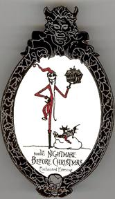 Disney Nightmare Before Christmas Pins