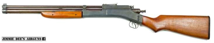 The Apache air rifle.