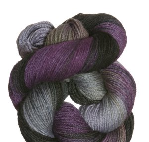 Lorna's Laces Black Purl