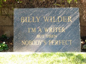 The Perfect Tombstone