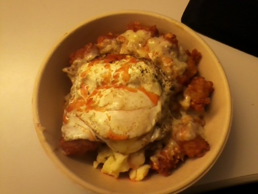 White Trash Poutine