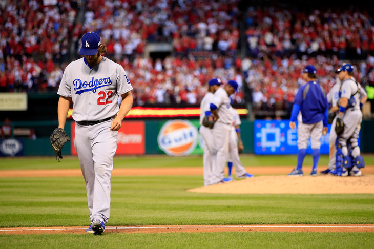 Kershaw Exits Stage Right