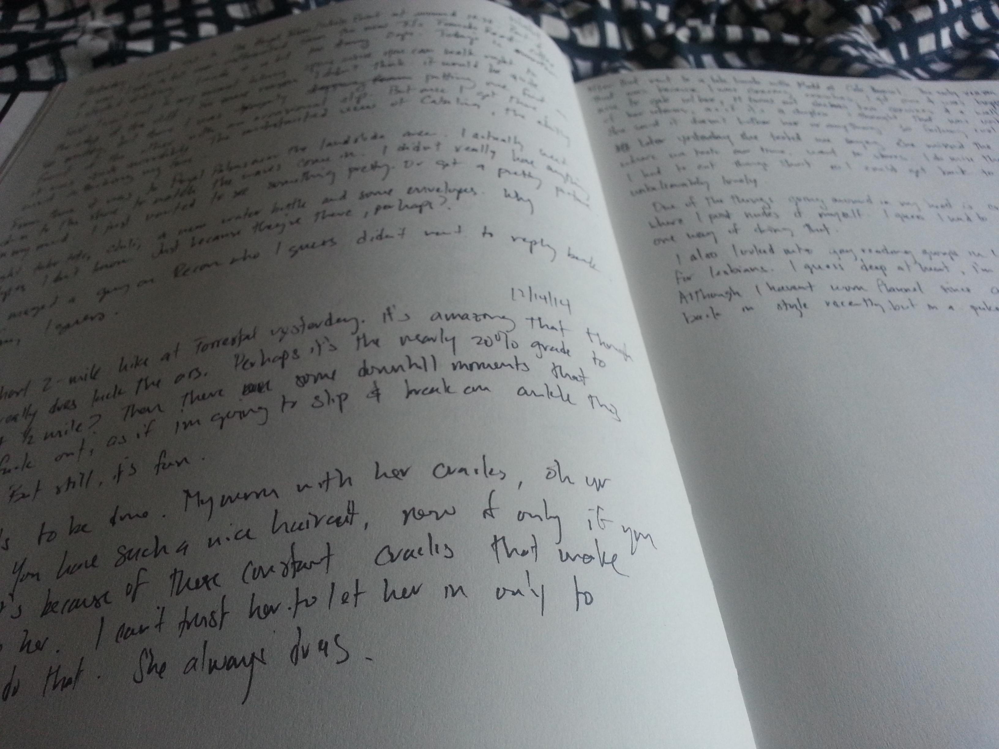 A Live Journal