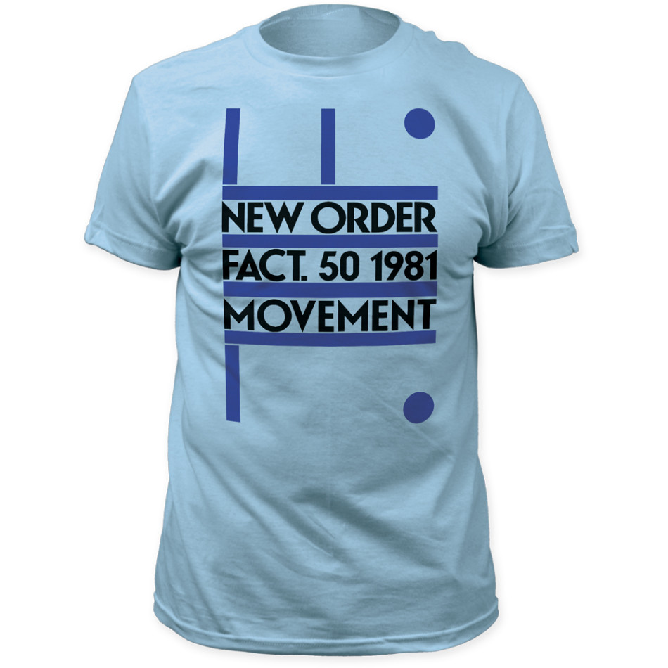 New Order Fact 50