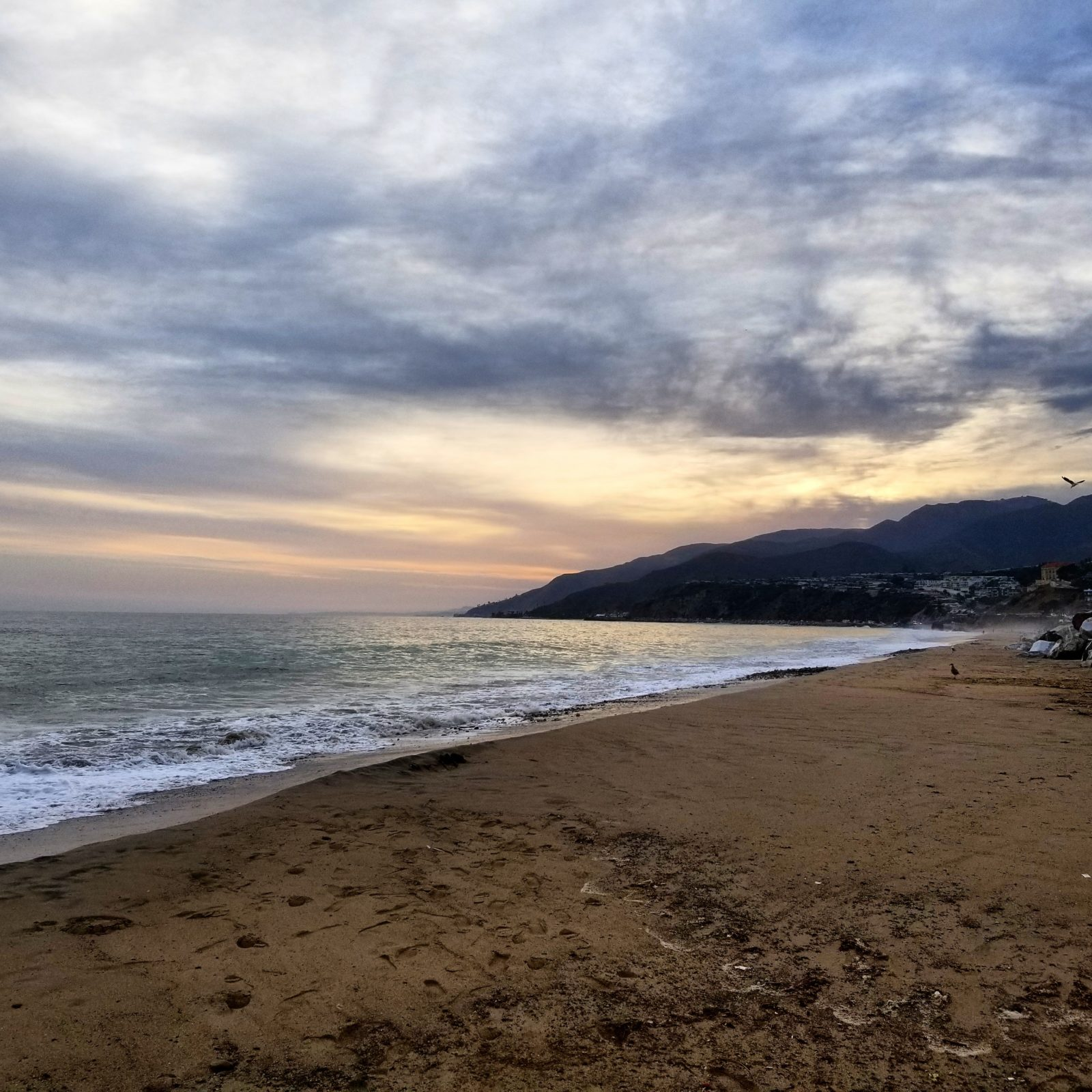 Malibu at Sunset