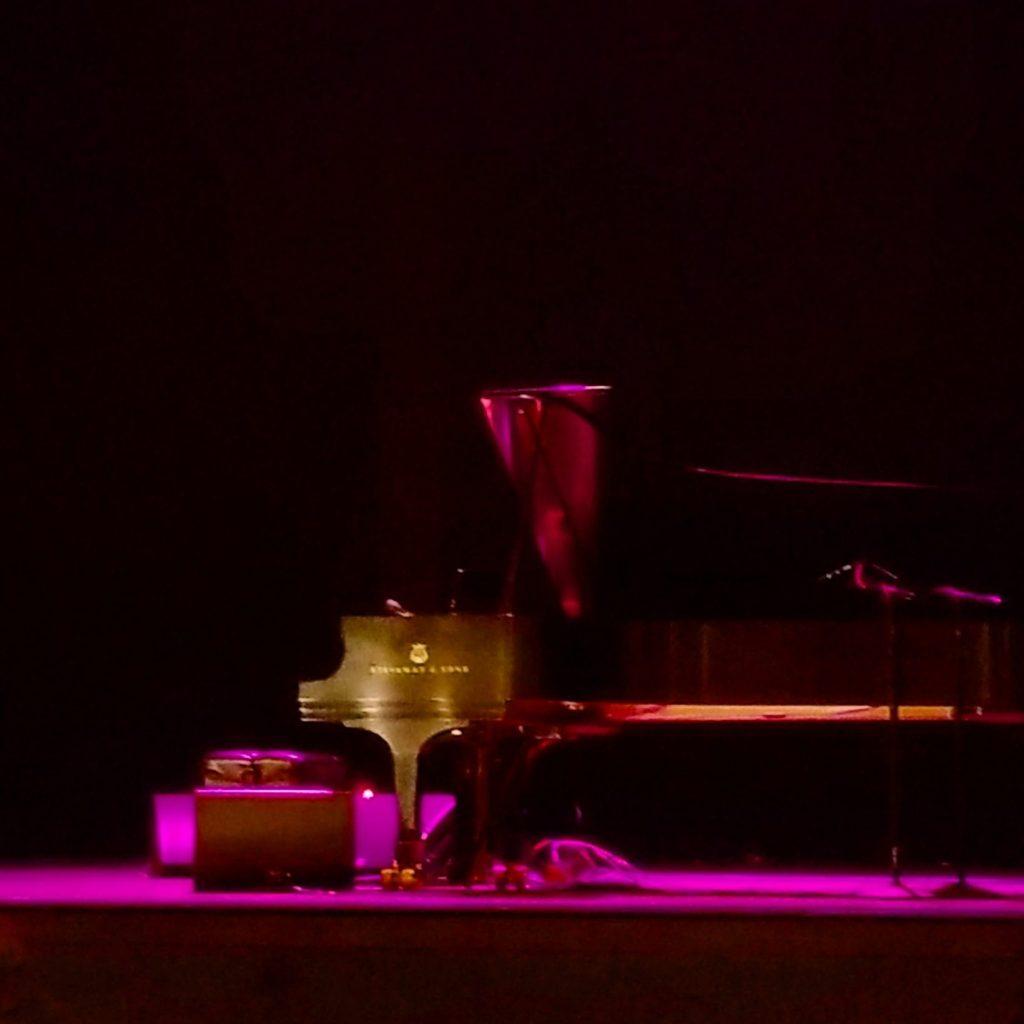 The Empty Piano