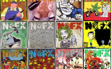 NoFX - 7 Inch of the Month Club