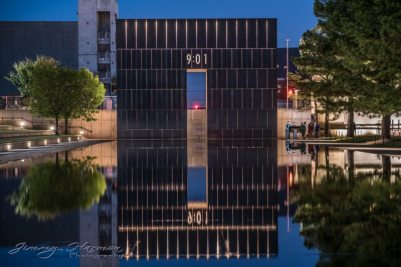 Murrah Building Bombing Memorial