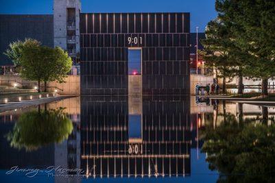 Murrah Building Bombing Memorial