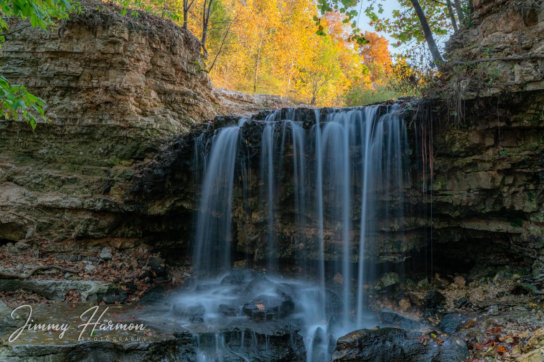 Tanyard Creek Waterfall