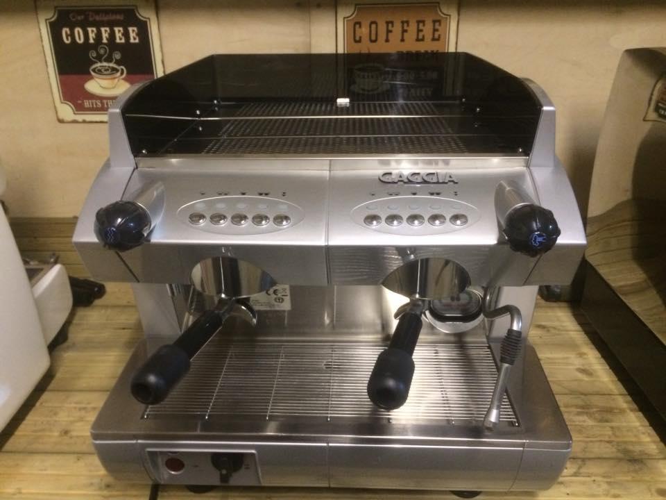 Astoria Dual Fuel Coffee Machine
