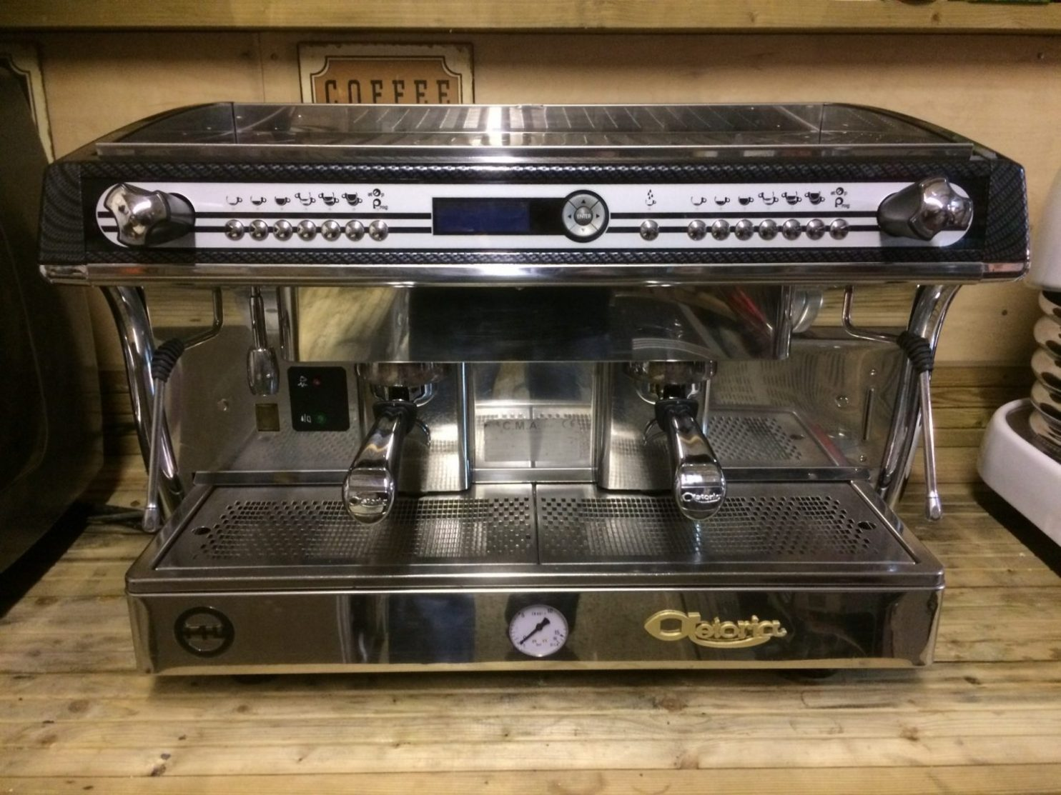 Astoria Plus4you 2 Group Machine 1495 Jimmys Espresso