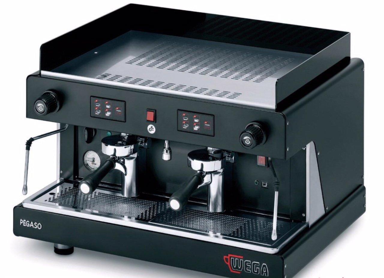 Wega Pegaso Dual Fuel 2 Group Coffee Machine Jimmys