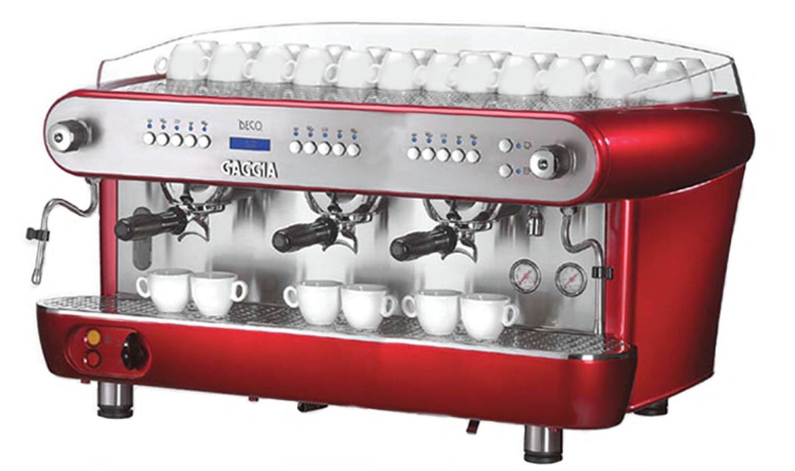 Gaggia Deco 3 Group