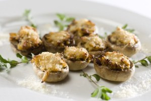 Stuffed mushrooms shutterstock_47494231