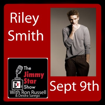 Riley Smith on The Jimmy Star Show