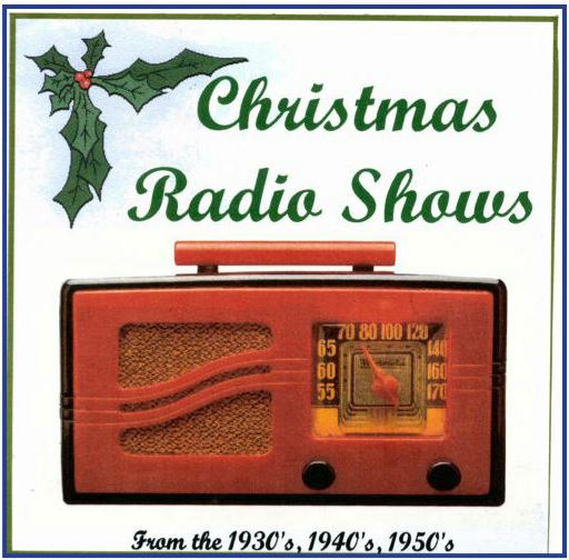 Christmas Radio Shows from the 1930's, 1940's, 1950's | Jimmy ...