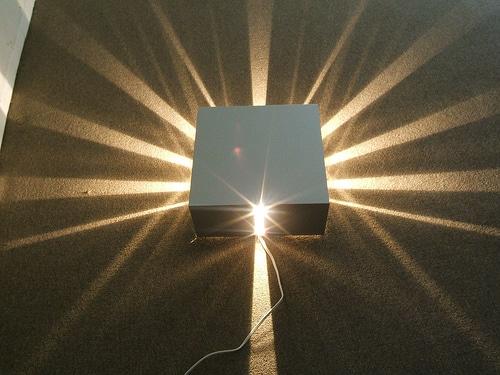 Cube Lamp 3