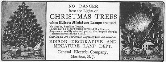 the birth of christmas lights actually goes back very far into history around the early modern period 1500s approximately electric christmas lights
