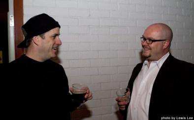 Tom Hough of White Rock Design and JimOnLight