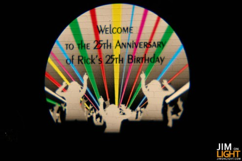The 25th Anniversary of Rick Hutton's 25th Birthday!