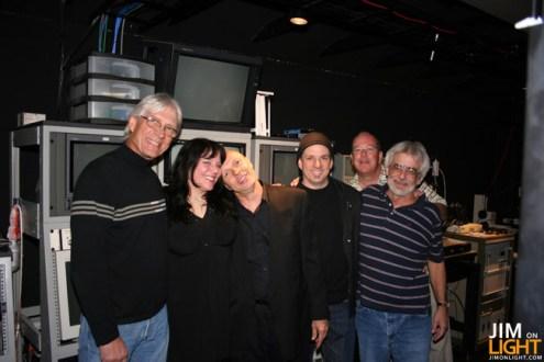 Jim Bornhorst, Dawn Crosby, Rick Hutton, Tom Hough, Hunter MacIntosh, John Covington