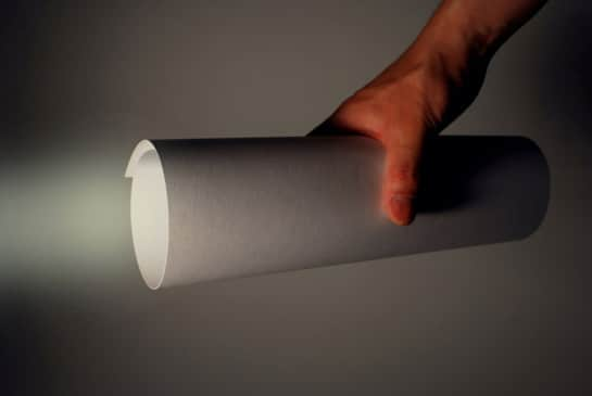 kazuhiro-yamanaka-paper-led-torch-light-1