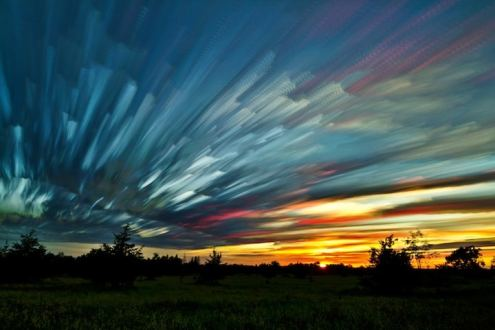 Sky Feathers