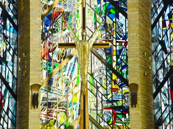 The altar, Munderloh Windows
