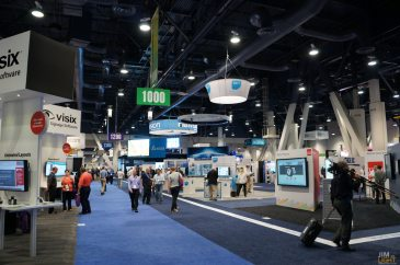 Lots of pixels and LED video at InfoComm 2014...
