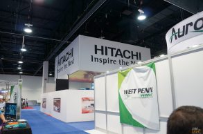HITACHI, InfoComm 2014