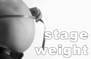 STAGE-WEIGHT