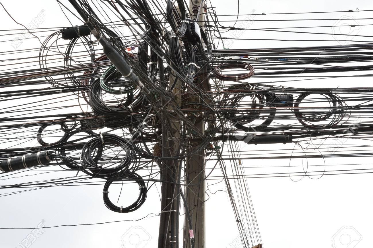 Wiring Closet Nightmare Messy Electrical Bird Nests Of Death Worldwide Jim On Light Jimonlight Com