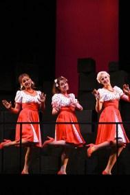 Company: Nicolette Hart, Leslie Henstock, Emily Stockdale