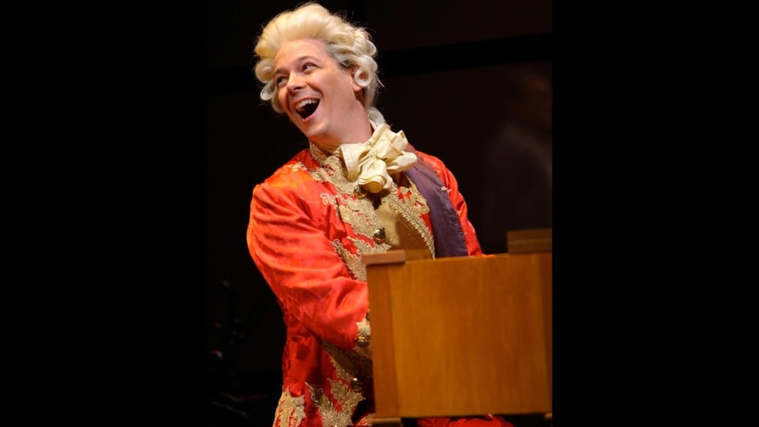 Jim Poulos - Amadeus - Geva Theatre Center - 2010