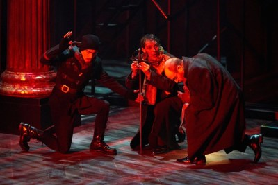 Hamlet 10 - Photo: Peter Wochniak