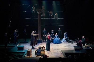 Hamlet 35 - Photo: Peter Wochniak
