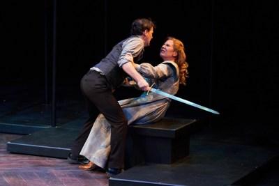 Hamlet 40 - Photo: Peter Wochniak
