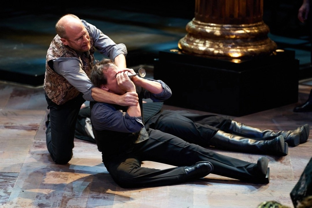 Hamlet 65 - Photo: Peter Wochniak