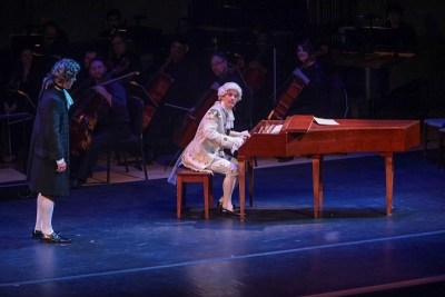 Jim Poulos and The Fayetteville Symphony Orchestra