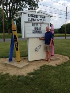 Shade Gap Elementary