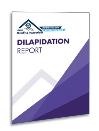 Sample Dilapidation Report